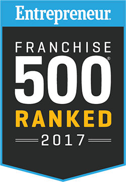 Stratus Ranked Franchise 500 2017