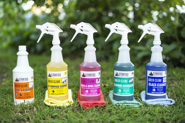 Green Cleaning Chemicals