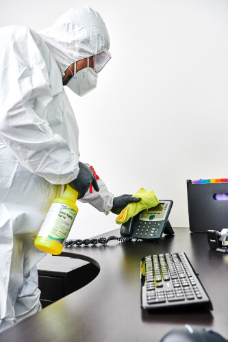 Reopening Cleaning and Disinfecting Services