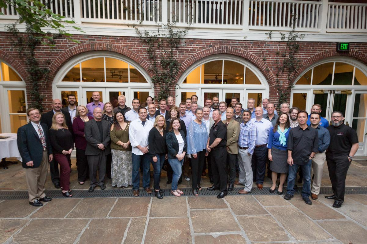 Stratus Master Franchise Meeting Group Picture