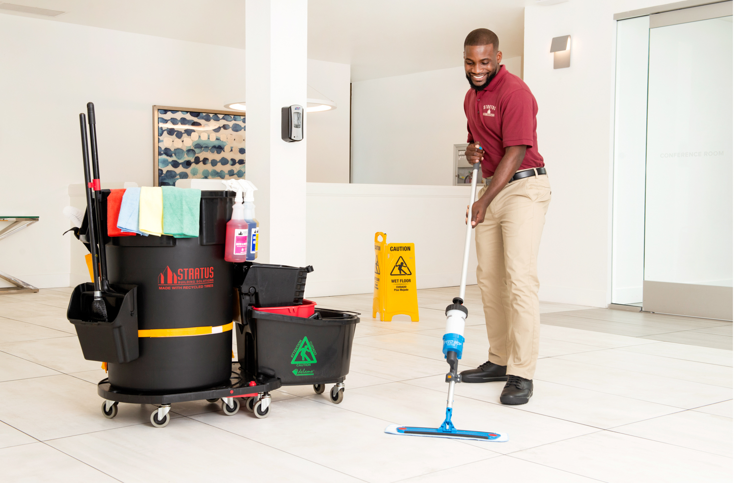 top cleaning franchise