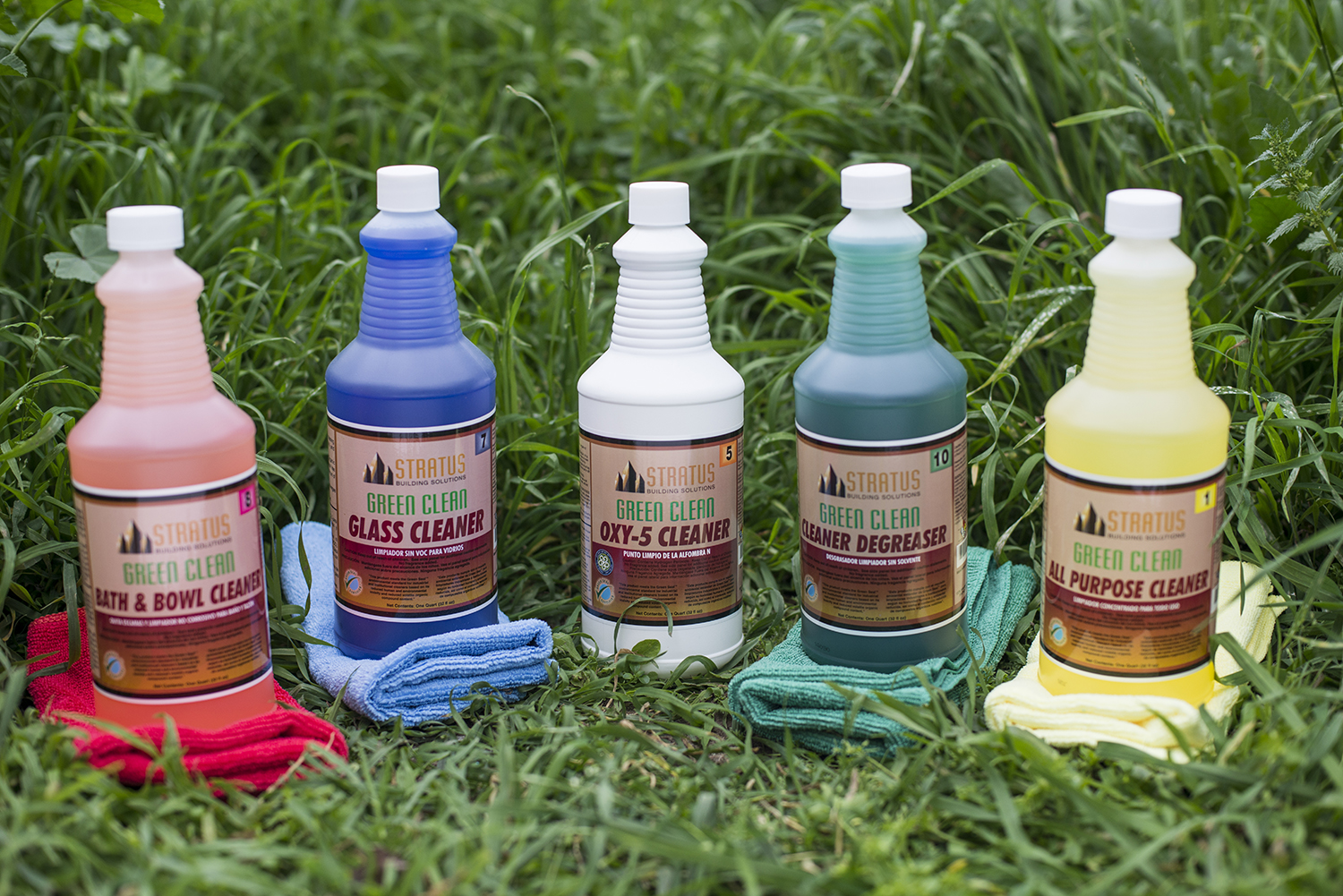 Stratus Cleaning Products