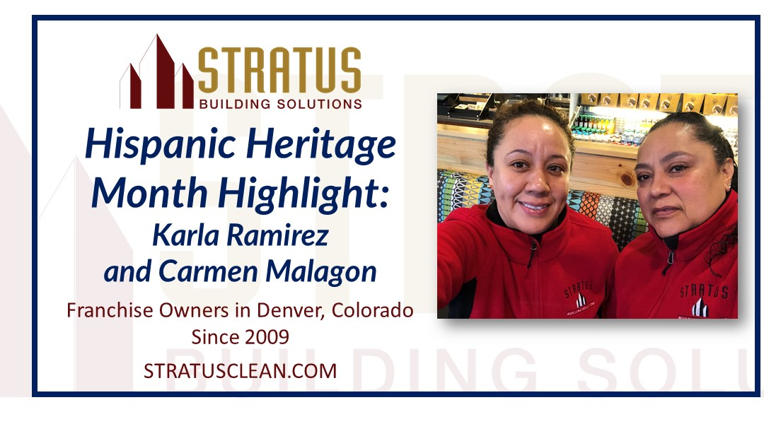Hispanic Heritage Month Stratus Building Solutions Franchise
