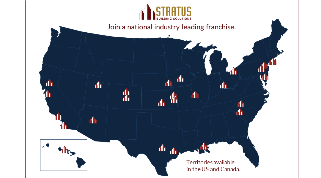 Stratus Franchise Territory Availability