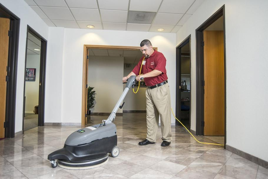 Commercial Hard Floor Care Cleaning