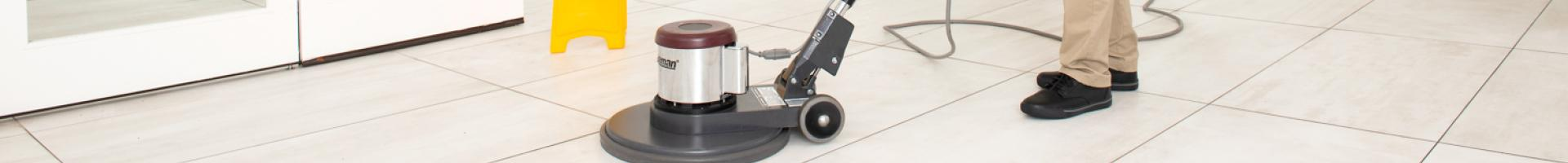 Commercial Hard Floor Care