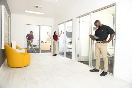 Commercial Cleaning and Janitorial Services for Banks and Financial Institutions