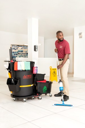 Commercial Janitorial Day Porter Services